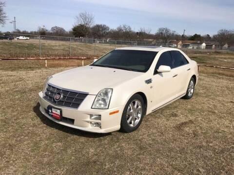 2009 Cadillac STS for sale at LA PULGA DE AUTOS in Dallas TX