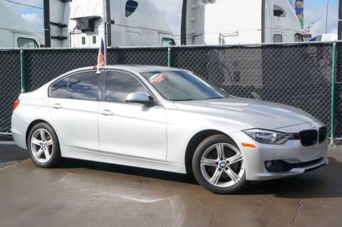 2015 BMW 3 Series for sale at MATRIX AUTO SALES INC in Miami FL