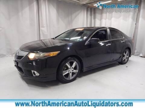 2012 Acura TSX for sale at North American Auto Liquidators in Essington PA