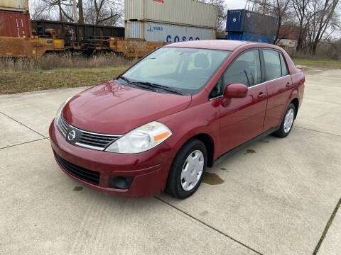 2008 Nissan Versa for sale at Mr. Auto in Hamilton OH