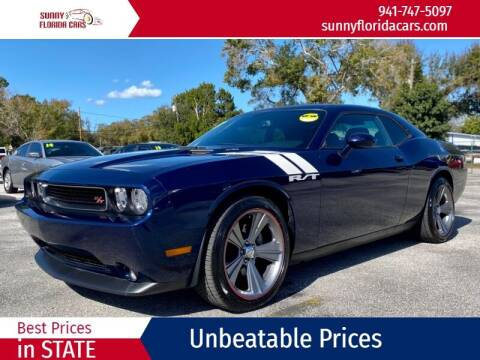 2013 Dodge Challenger for sale at Sunny Florida Cars in Bradenton FL