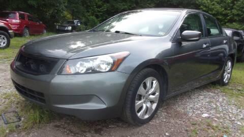 2010 Honda Accord for sale at Select Cars Of Thornburg in Fredericksburg VA