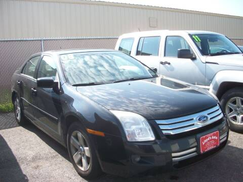 2008 Ford Fusion for sale at Lloyds Auto Sales & SVC in Sanford ME