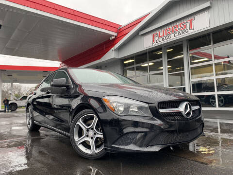 2014 Mercedes-Benz CLA for sale at Furrst Class Cars LLC in Charlotte NC