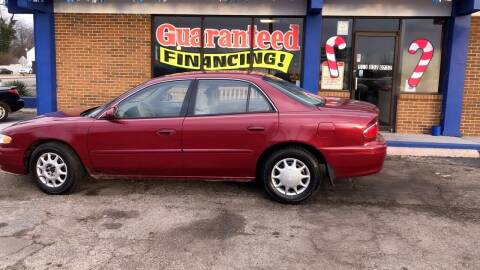 2005 Buick Century for sale at Duke Automotive Group in Cincinnati OH