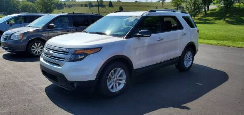 2014 Ford Explorer for sale at Gallia Auto Sales in Bidwell OH