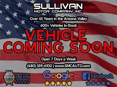 2018 Ford Fusion for sale at SULLIVAN MOTOR COMPANY INC. in Mesa AZ