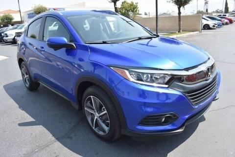 2022 Honda HR-V for sale at DIAMOND VALLEY HONDA in Hemet CA