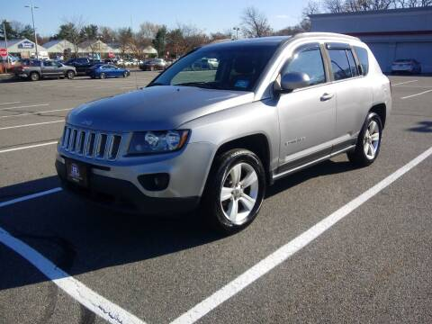 2015 Jeep Compass for sale at B&B Auto LLC in Union NJ
