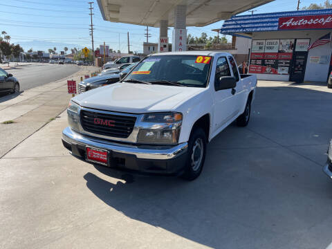 2007 GMC Canyon for sale at Top Quality Auto Sales in Redlands CA