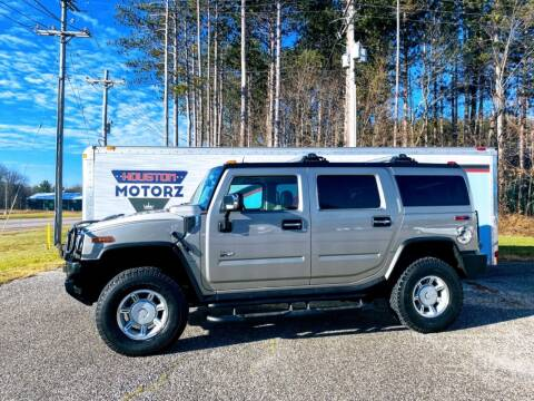 2003 HUMMER H2 for sale at Houston Motorz in Nunica MI