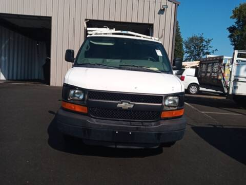 2011 Chevrolet Express Cargo for sale at Northwest Van Sales in Portland OR