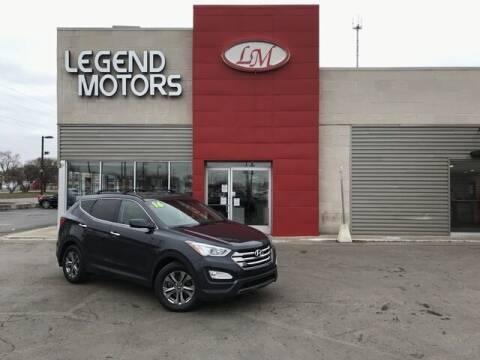 2016 Hyundai Santa Fe Sport for sale at Legend Motors of Waterford - Legend Motors of Ferndale in Ferndale MI