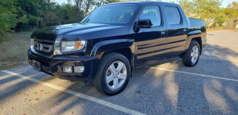 2009 Honda Ridgeline for sale at 41 Liberty Auto in Kingston MA