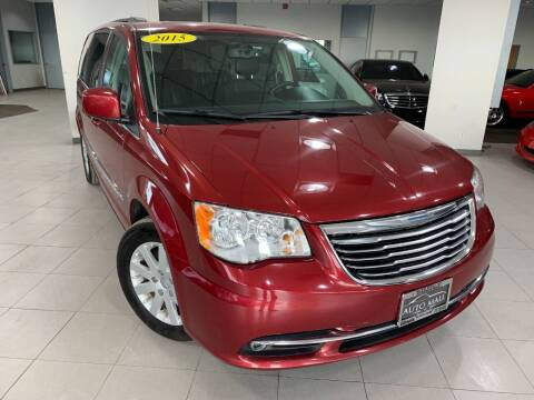 2015 Chrysler Town and Country for sale at Auto Mall of Springfield in Springfield IL