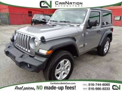 2019 Jeep Wrangler for sale at CarNation AUTOBUYERS Inc. in Rockville Centre NY