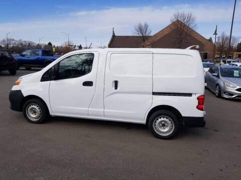2015 Nissan NV200 for sale at ROSSTEN AUTO SALES in Grand Forks ND