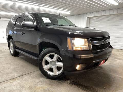 2008 Chevrolet Tahoe for sale at Hi-Way Auto Sales in Pease MN