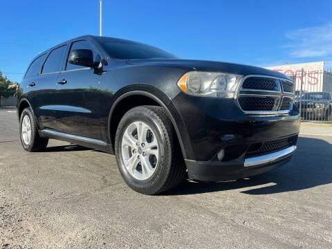 2012 Dodge Durango for sale at Boktor Motors in Las Vegas NV