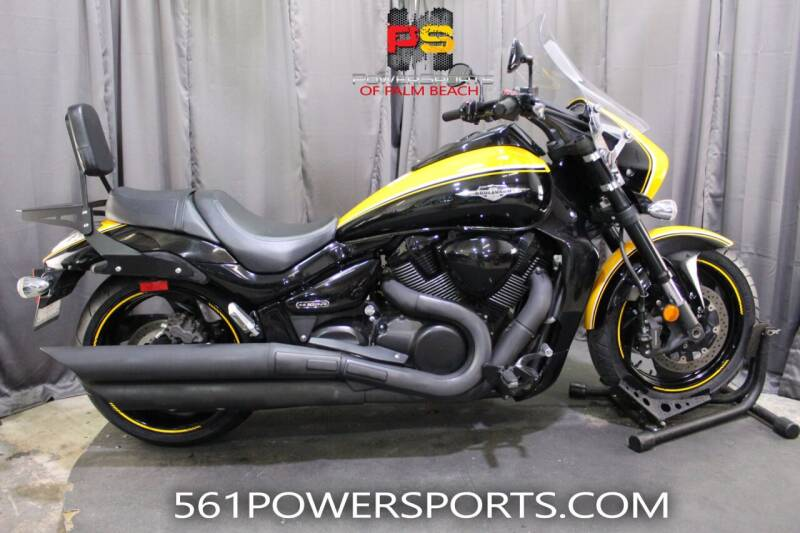 2014 Suzuki Boulevard M109R B.O.S.S. for sale at Powersports of Palm Beach in Hollywood FL