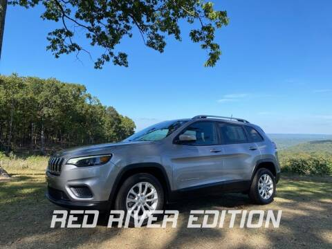 2020 Jeep Cherokee for sale at RED RIVER DODGE - Red River of Malvern in Malvern AR