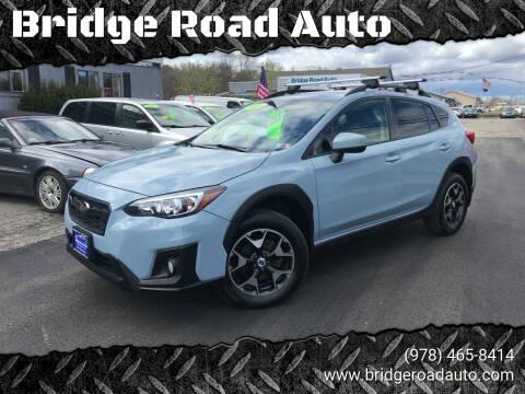 2018 Subaru Crosstrek for sale at Bridge Road Auto in Salisbury MA