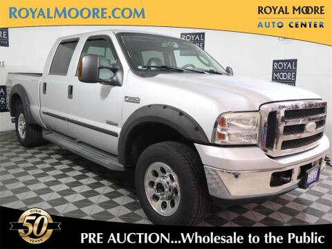 2006 Ford F-250 Super Duty for sale at Royal Moore Custom Finance in Hillsboro OR