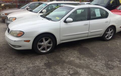 2002 Infiniti I35 for sale at HW Used Car Sales LTD in Chicago IL