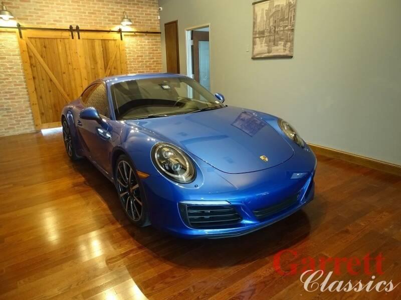2017 Porsche 911 for sale in Lewisville, TX