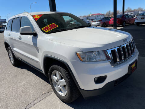 2012 Jeep Grand Cherokee for sale at Top Line Auto Sales in Idaho Falls ID