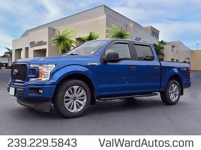 2018 Ford F-150 for sale in Fort Myers, FL