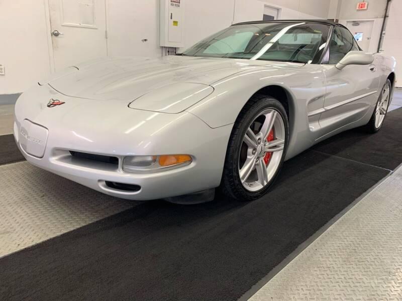 2000 Chevrolet Corvette for sale at TOWNE AUTO BROKERS in Virginia Beach VA