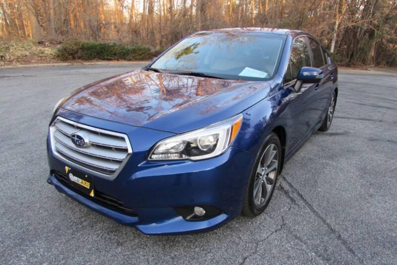 2016 Subaru Legacy for sale at AUTO FOCUS in Greensboro NC