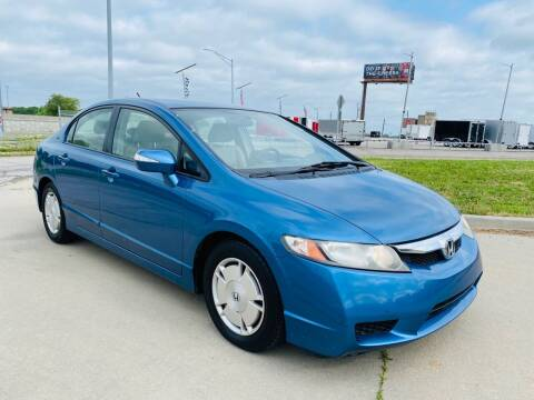 2010 Honda Civic for sale at Xtreme Auto Mart LLC in Kansas City MO