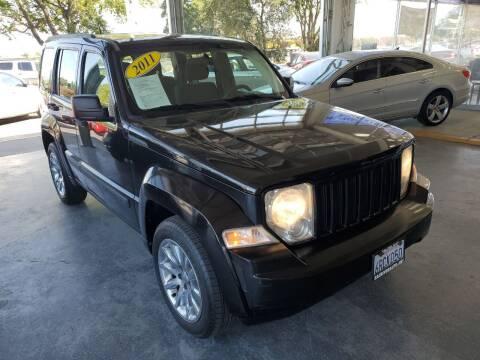 2011 Jeep Liberty for sale at Sac River Auto in Davis CA