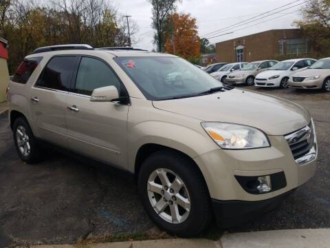 2009 Saturn Outlook for sale at Quality Auto Today in Kalamazoo MI