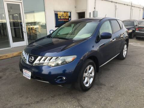 2009 Nissan Murano for sale at Safi Auto in Sacramento CA