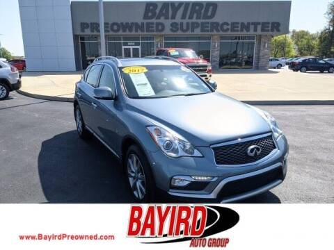 2017 Infiniti QX50 for sale at Bayird Truck Center in Paragould AR