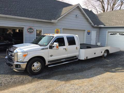 2011 Ford F-350 Super Duty for sale at Right Pedal Auto Sales INC in Wind Gap PA