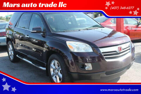 2008 Saturn Outlook for sale at Mars auto trade llc in Kissimmee FL