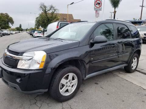 2009 Chevrolet Equinox for sale at Olympic Motors in Los Angeles CA