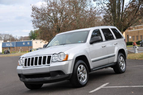 2008 Jeep Grand Cherokee for sale at T CAR CARE INC in Philadelphia PA