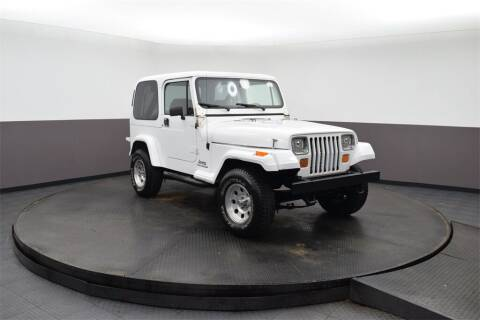 1990 Jeep Wrangler for sale at M & I Imports in Highland Park IL