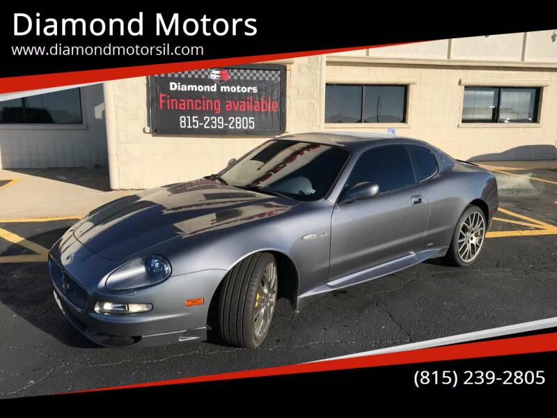 2005 Maserati GranSport for sale at Diamond Motors in Pecatonica IL