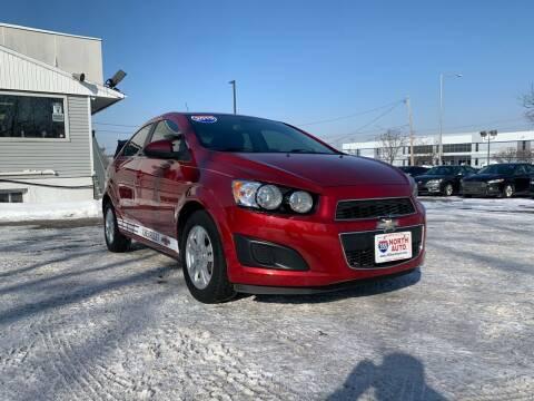 2013 Chevrolet Sonic for sale at 355 North Auto in Lombard IL