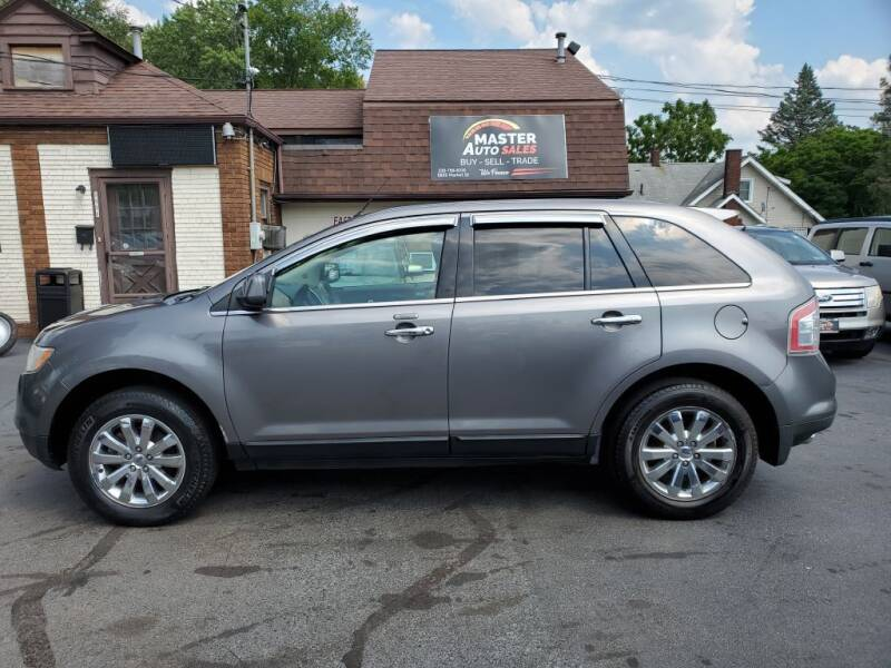 2010 Ford Edge for sale at Master Auto Sales in Youngstown OH
