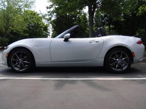 2016 Mazda MX-5 Miata for sale at Western Auto Brokers in Lynnwood WA