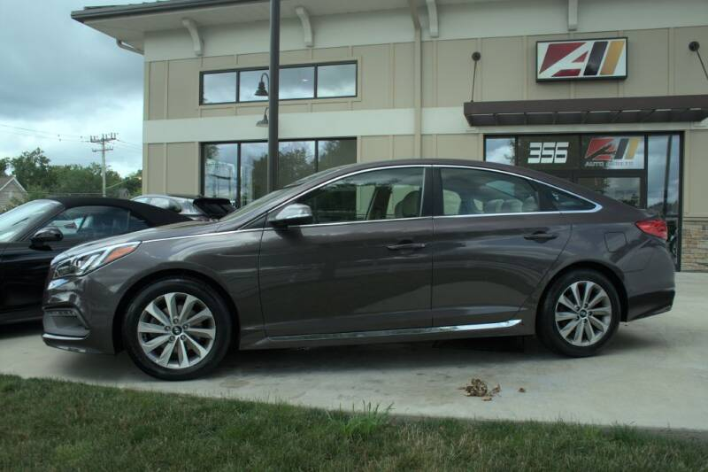 2017 Hyundai Sonata for sale at Auto Assets in Powell OH