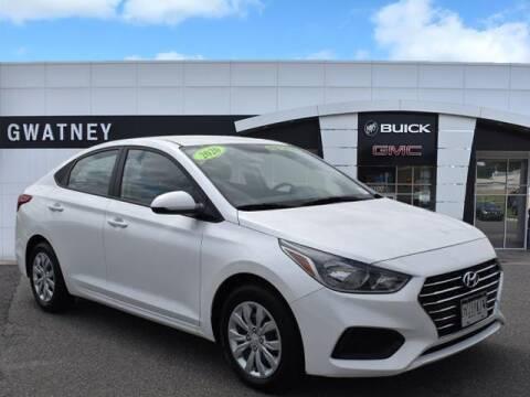 2020 Hyundai Accent for sale at DeAndre Sells Cars in North Little Rock AR