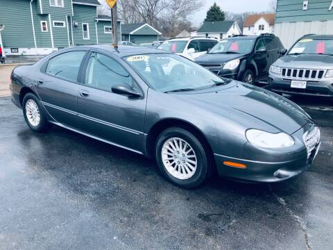 2003 Chrysler Concorde for sale at SHEFFIELD MOTORS INC in Kenosha WI